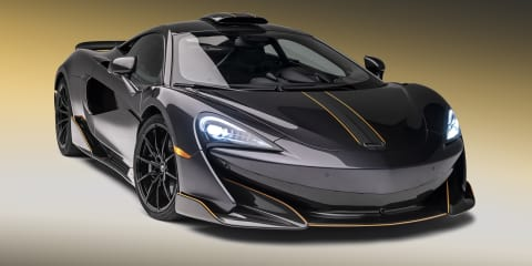 McLaren 600LT by MSO revealed for Pebble Beach