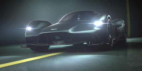 Aston Martin Valkyrie to have 840kW and better than 1:1 power-to-weight ratio - report