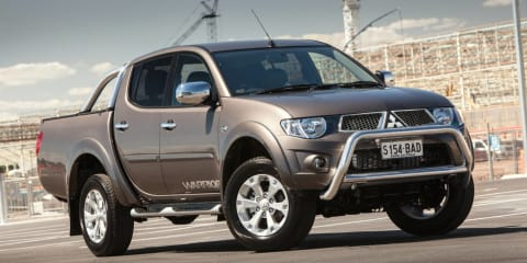 Mitsubishi posts a sales record in Q1, 2015