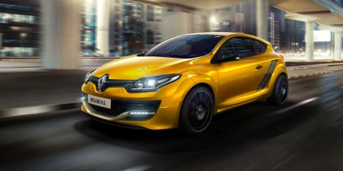 Renault Megane RS 275 Trophy :: 202kW limited edition hot-hatch is model's most powerful ever