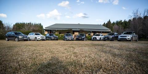 Luxury SUV Comparison: Audi Q7 v BMW X5 v Jaguar F-Pace v Lexus RX350 v Mercedes-Benz GLE v Porsche Cayenne v Range Rover Sport v Volvo XC90