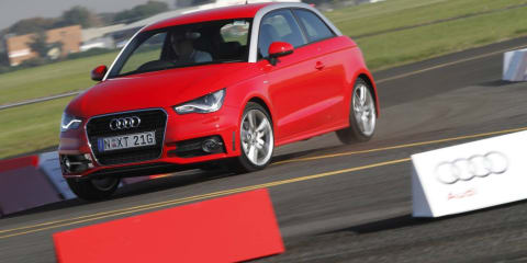 2011 Audi A1 1.4 TFSI Sport on sale in Australia