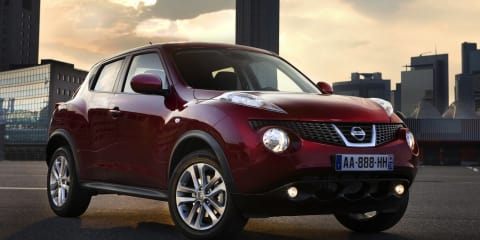 Nissan Juke gears up for launch