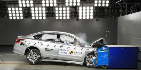 ANCAP awards nine new cars five-star safety ratings