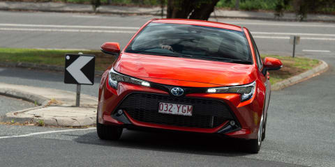 Toyota announces five-year warranty