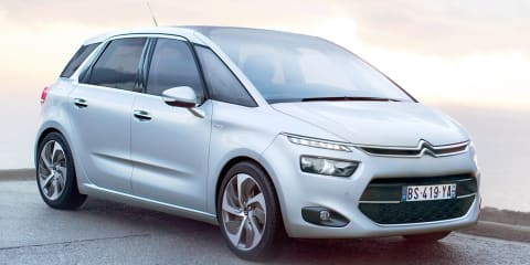 Citroen C4 Picasso: all-new mini-MPV unveiled