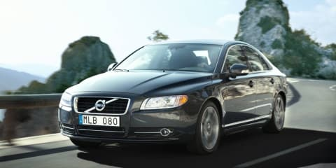Volvo bins plans to build large S-Class rival sedan