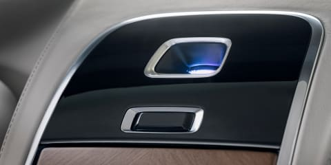 Volvo S90 Ambience: Luxo-concept headed for Beijing