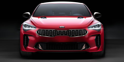 2018 Kia Stinger lands EyesOn Design award