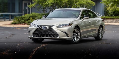 2019 Lexus ES300h Hybrid review