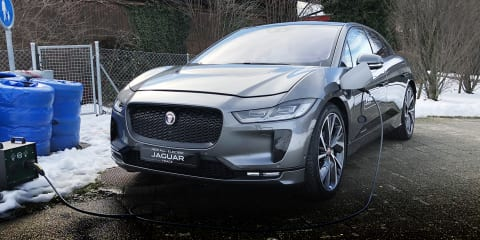 2018 Jaguar I-Pace review: Quick drive