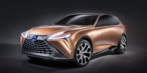 Lexus LF-1 Limitless concept could spawn Urus rival - report