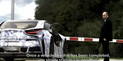 Video: BMW Unscripted featuring Vision Efficient Dynamics engineer Juergen Greil
