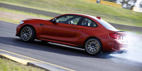 2019 BMW M2 Competition review: Track test