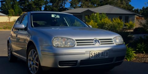 2003 Volkswagen Golf GTi review