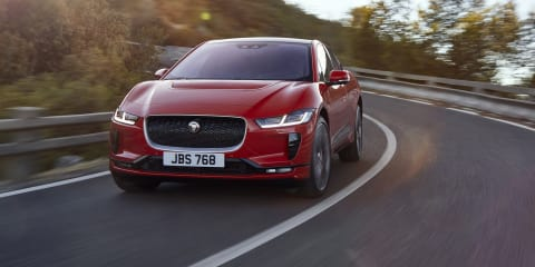 2019 Jaguar I-Pace pricing and specs