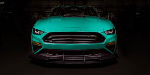2018 Ford Mustang Roush 729 makes LA debut
