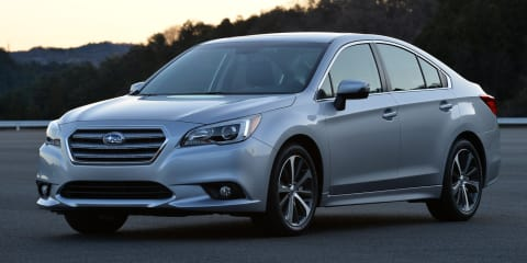 2015 Subaru Liberty specifications revealed
