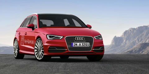 Audi A3 Sportback e-tron : Technical Guide
