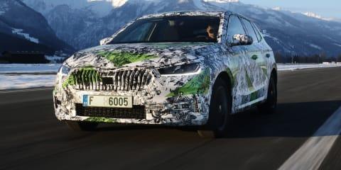 2022 Skoda Fabia previewed: New city car to grow in size with new platform, more tech