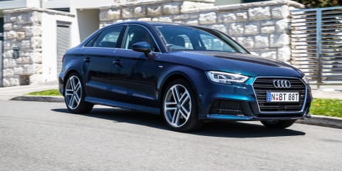 2019 Audi A3 review: 40 TFSI Sedan S line plus
