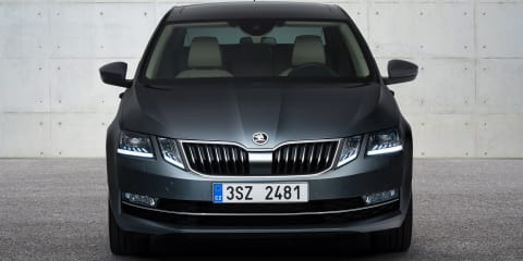 2017 Skoda Octavia revealed, Australian launch due next year