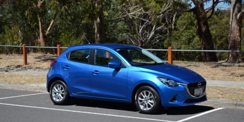 2015 Mazda 2 Maxx Review