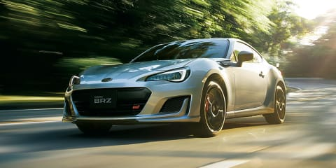 Production of Subaru BRZ and Toyota 86 appears to end