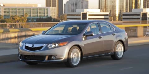 Honda Accord Euro V6 unveiled in the US