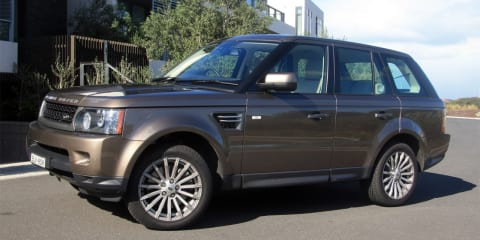 Range Rover Sport Review & Road Test