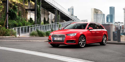2016 Audi A4 Avant 2.0 TFSI and 2.0 TFSI quattro Review