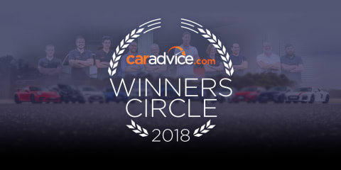 The CarAdvice Winners Circle 2018