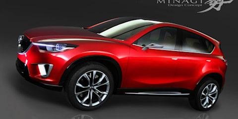 Mazda CX-5 to debut at Frankfurt Motor Show