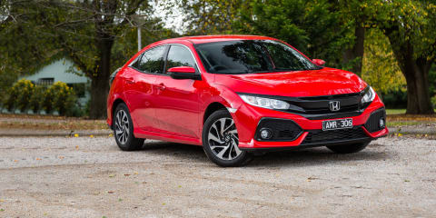 2017 Honda Civic VTi-S hatch review