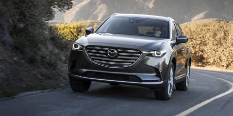2016 Mazda CX-9:: An unorthodox but effective development program