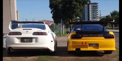 Project WTF-2J. Episode 1: Building a 10 second Supra project car.
