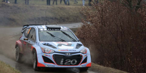 Hyundai WRC program : to bring more sports cars, better driving dynamics to the masses