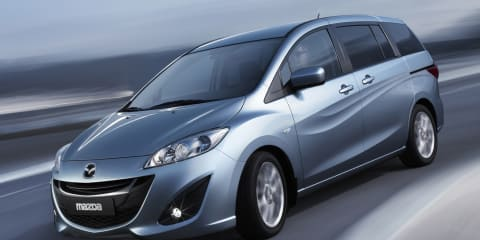 Mazda5 replacement to feature stop-start technology, direct injection