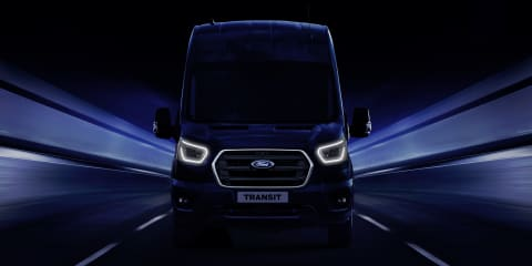 Ford Transit EV set for 2021 launch