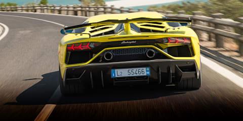 Lamborghini Aventador Review Specification Price Caradvice
