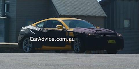 Hyundai Genesis Coupe for Australia?