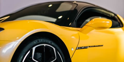 Maserati confirms local pricing for MC20 supercar
