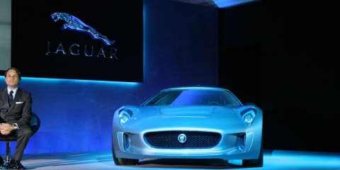 Jaguar C-X75 to go into production