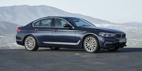 2017 BMW 520i here in September from $92,200
