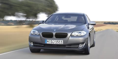 BMW 5 Series videos released, Australian launch mid-2010