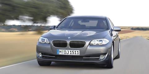 BMW 5 Series generation six due next year