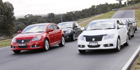 Suzuki Kizashi Track Day & Driver Training