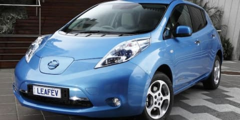 Nissan Leaf MkII to get more European design influence