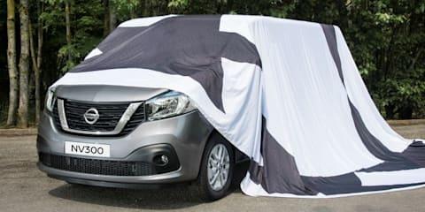 Nissan NV300:: Trafic-based van previewed for Euro market