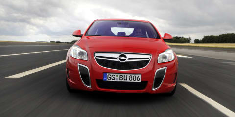 Opel Insignia OPC Unlimited let loose to 270km/h